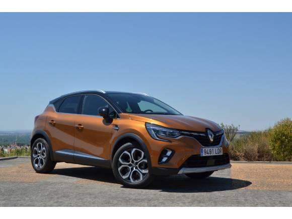 Renault Captur TCE 130 Zen: precio, opiniones, fotos