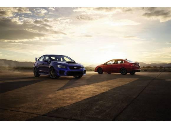 Salón de Detroit 2017: leves cambios para el Subaru WRX STI