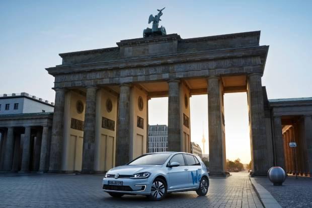 Volkswagen y Skoda lanzan WeShare, un carsharing que llegará a Madrid