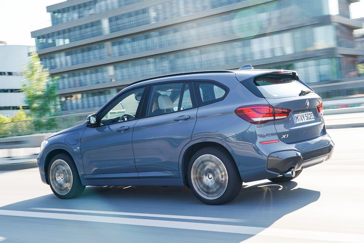 Prueba BMW X1 xDrive25e