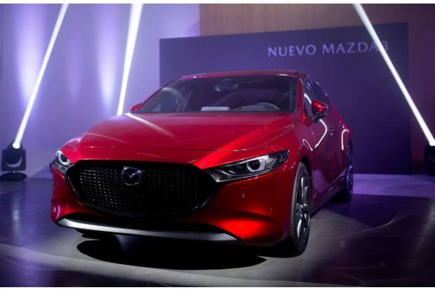 Nos sentamos en el nuevo Mazda 3 2019, en marzo a la venta desde 23.000 euros