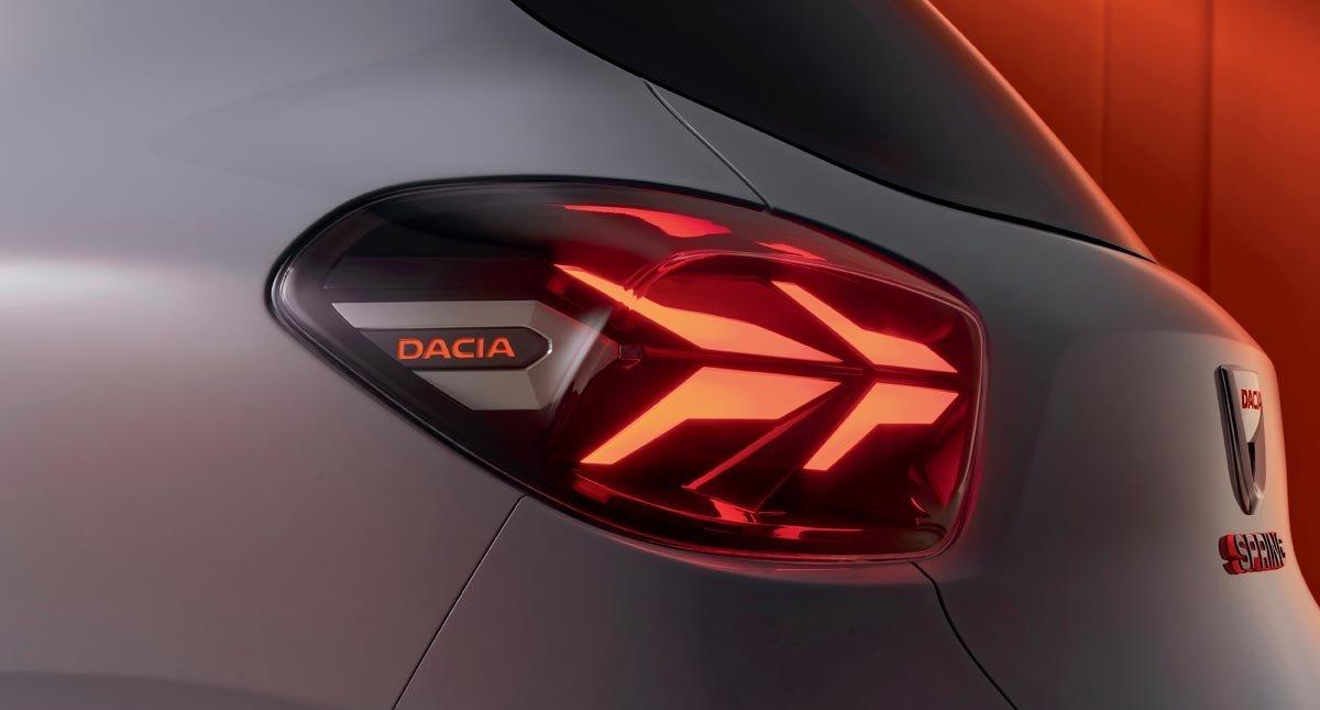 Dacia Spring Electric Showcar
