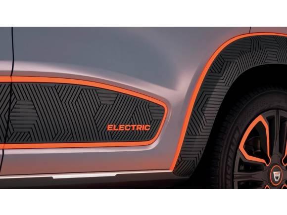 Dacia Spring Electric Showcar: el primer eléctrico de Dacia que llegará en 2021