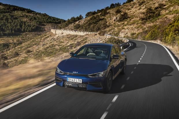 Prueba del Kia EV6: el comienzo de la nueva era de la marca
