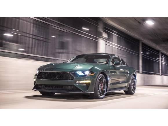 Nuevo Ford Mustang Bullitt, en el 50 aniversario