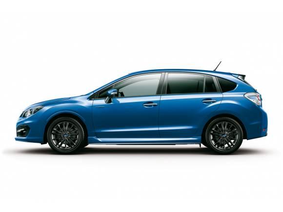 El Subaru Impreza también se hace híbrido
