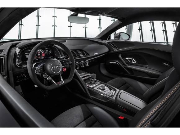 Audi R8 V10 Decennium, larga vida a los 10 cilindros