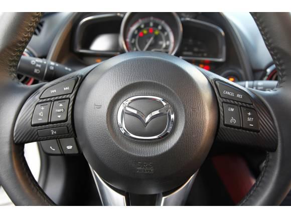 Prueba Mazda CX-3 2.0 120 CV ¿qué gasolina me compro?