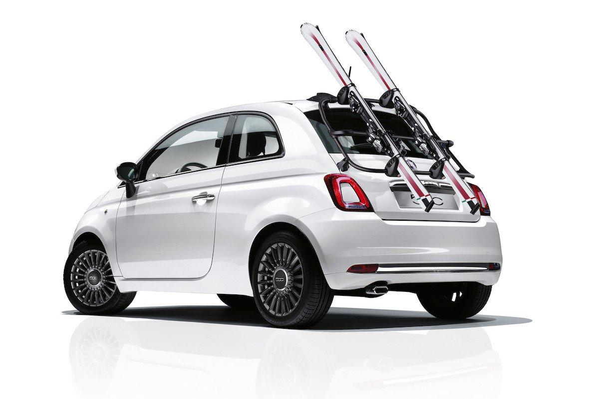 Fiat 500 accesorios