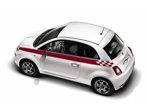 Accesorios Mopar para el nuevo Fiat 500