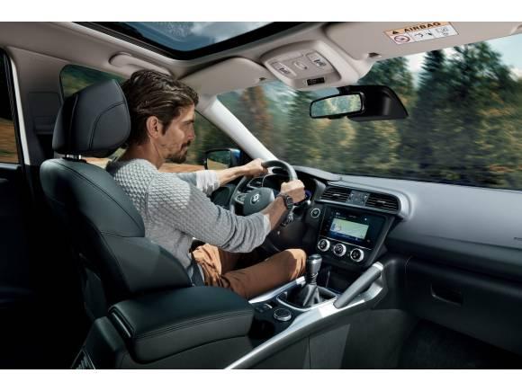Renault Kadjar : Interior familiar