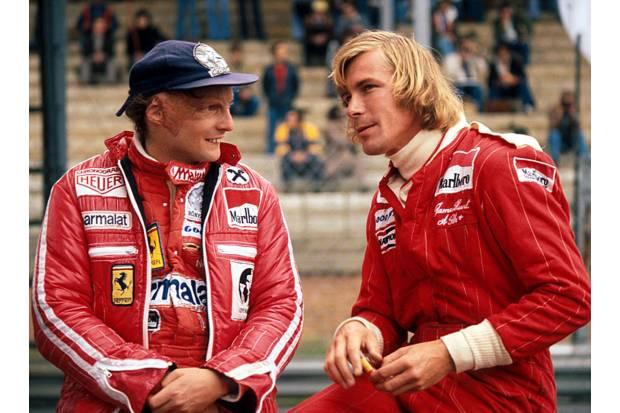 Fórmula 1 2013: Rush, Niki Lauda y James Hunt en el cine