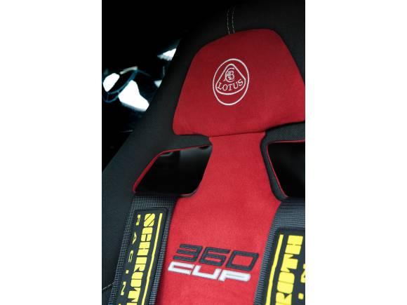 Lotus Exige 360 Cup, para 50