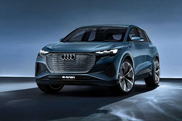 El Audi Q4 e-tron será el eléctrico más barato de la marca: en torno a 49.000 euros