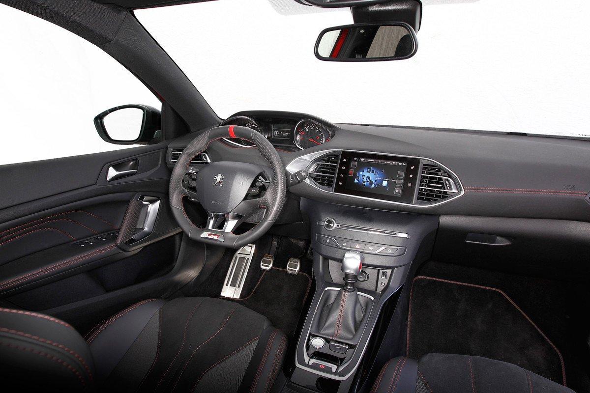 Peugeot 308 GTI by Peugeot Sport