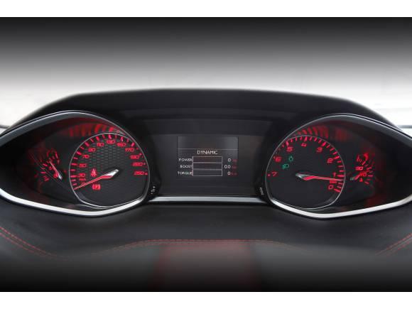 Prueba: Peugeot 308 GTI by Peugeot Sport