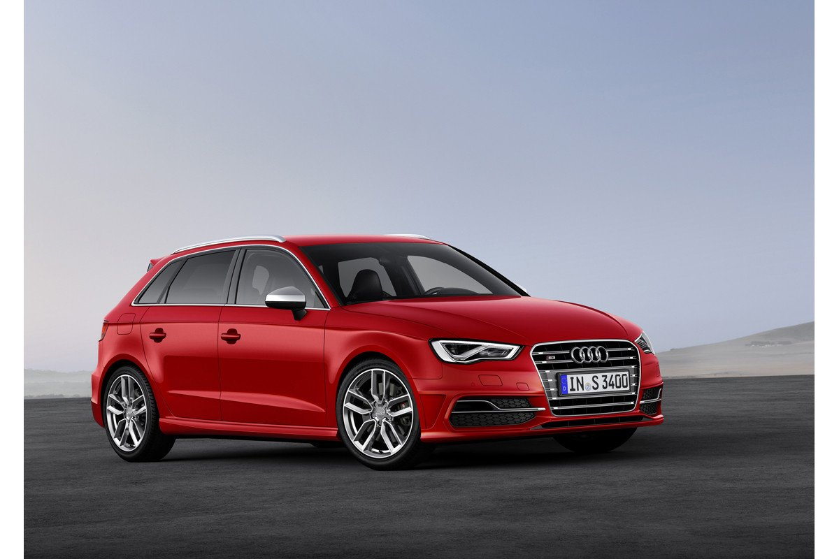 nuevo audi s3 sportback el deportivo eficiente. Black Bedroom Furniture Sets. Home Design Ideas