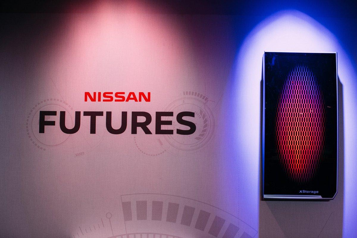 Nissan xStorage