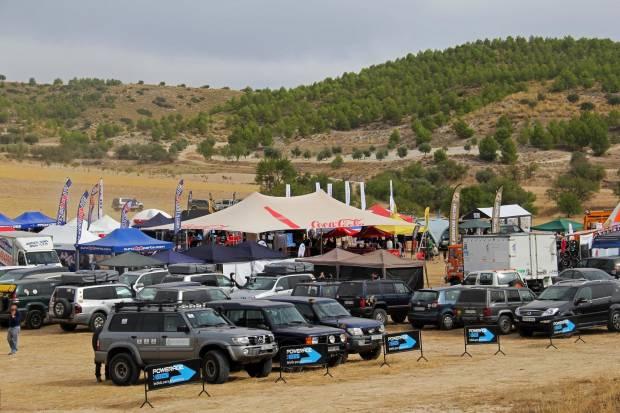 Expo4X4, evento gratuito en el Circuito de Ocaña