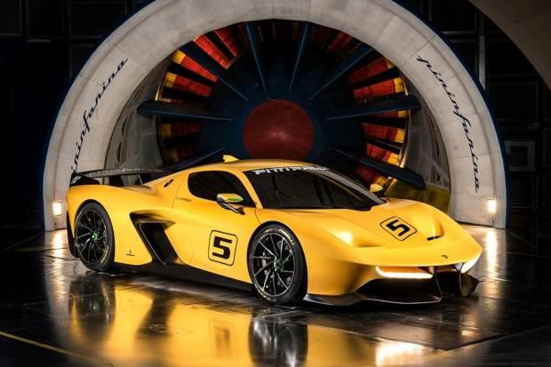 El Fittipaldi EF7 GTR tendrá 600 CV de un V8 atmosférico