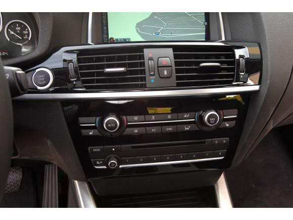Prueba BMW X4 xDrive20d de 190 CV