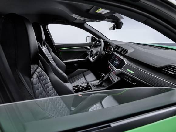 Audi RS Q3 y Q3 Sportback