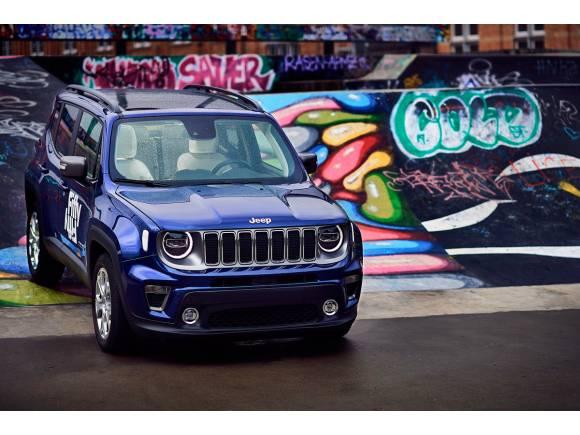 Jeep Renegade 2020: ahora disponible con el Uconnect Box