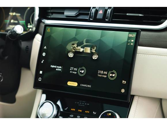 Prueba Jaguar F-PACE P400e PHEV y SVR: fotos, consumo, autonomía y precios