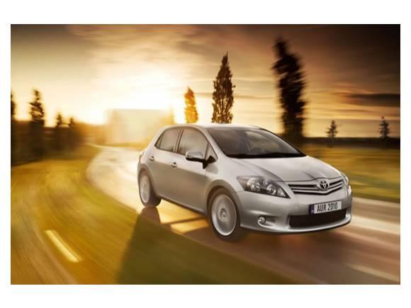 Prueba: Nuevo Toyota Auris 2010