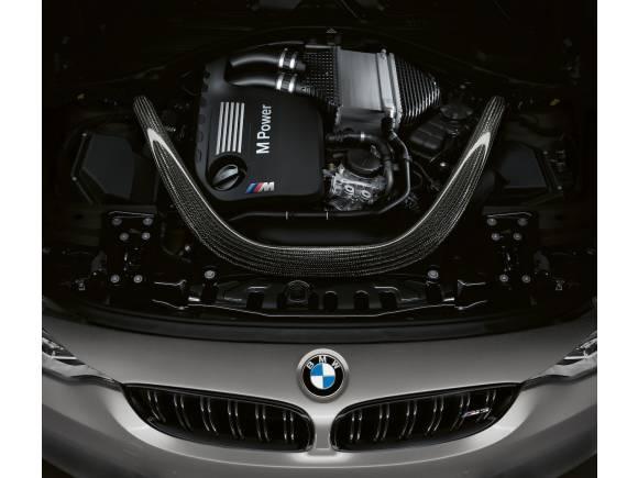 Nuevo BMW M3 CS, extremo y con cuatro puertas
