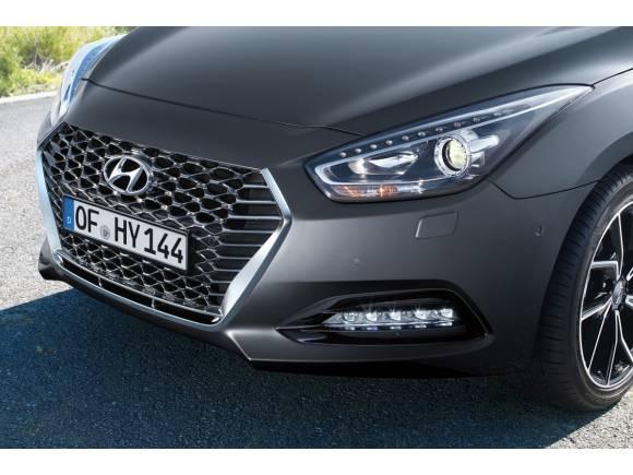 Cambios ligeros para el Hyundai i40