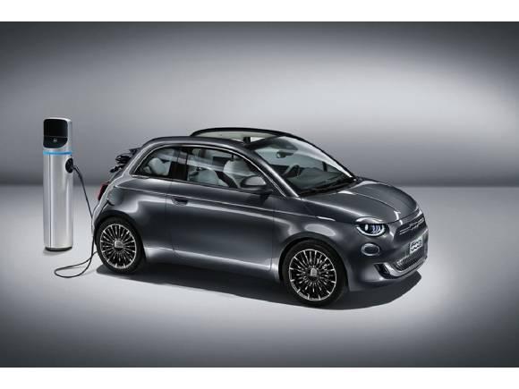 Nuevo Fiat 500e: 100% nuevo y con 400 kilómetros de autonomía