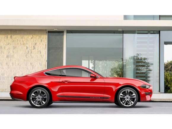 """Ford mete al Mustang en un """"corral"""""""