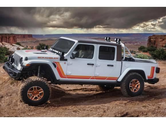 Los seis prototipos del Easter Jeep Safari 2019