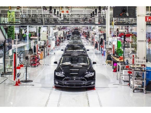 Tesla presume de crear