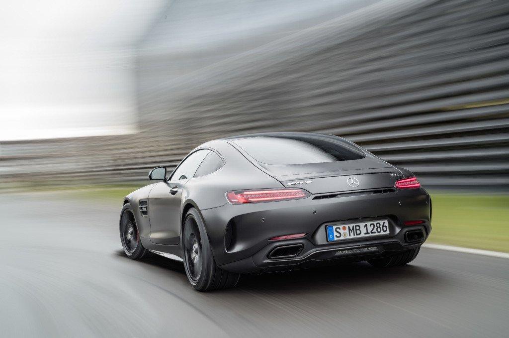AMG GT 2017