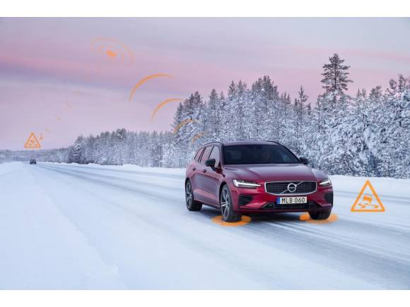 Proyecto de la UE de Car-to-X con Mercedes, BMW, Ford y Volvo