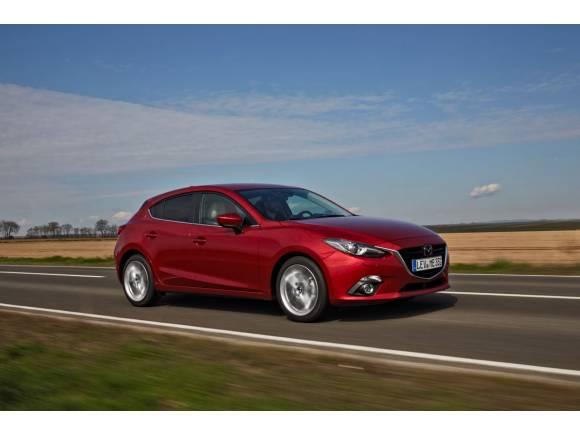 Prueba del Mazda 3 1.5 SKYACTIV-D, el diésel económico