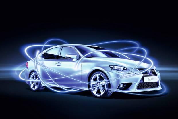 Cómo funciona el Lexus ProTect