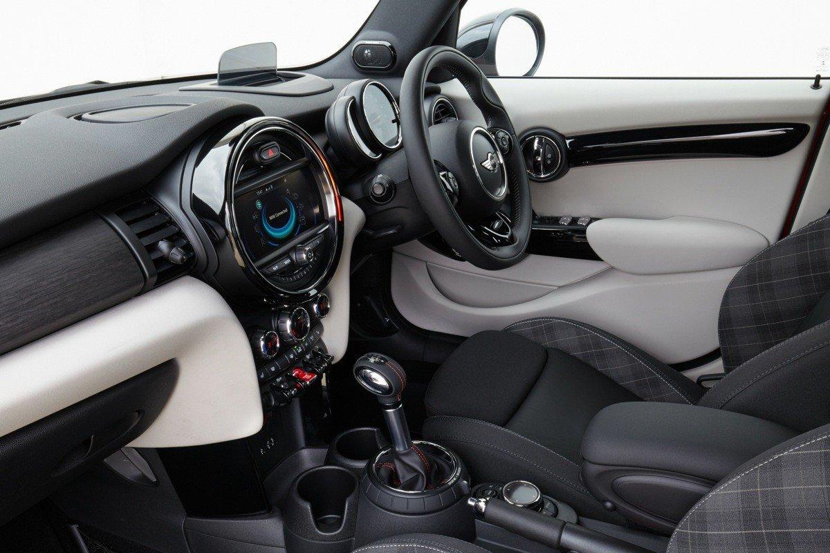 Mini 5 puertas 2014
