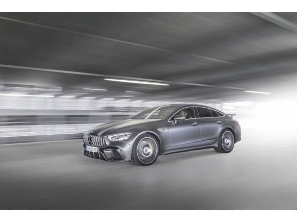 Mercedes-AMG GT 63 S Edition 1 de 639 CV
