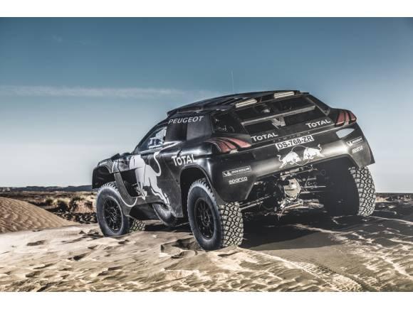 Peugeot 2008 DKR16: el nuevo coche de Carlos Sainz para el Dakar