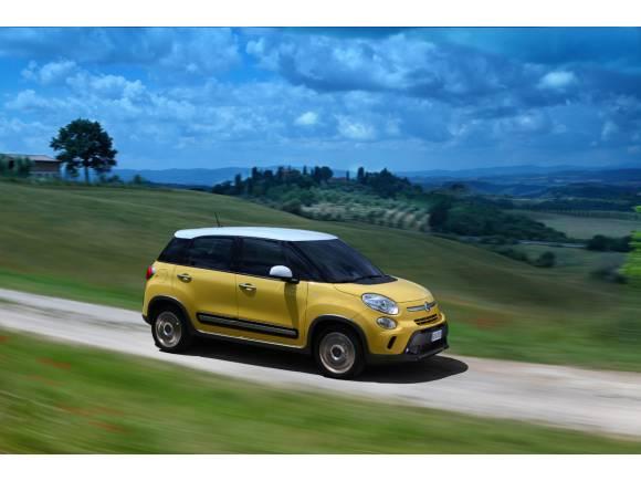 Prueba 10: Fiat 500 L Trekking, un SUV pequeño para todo uso