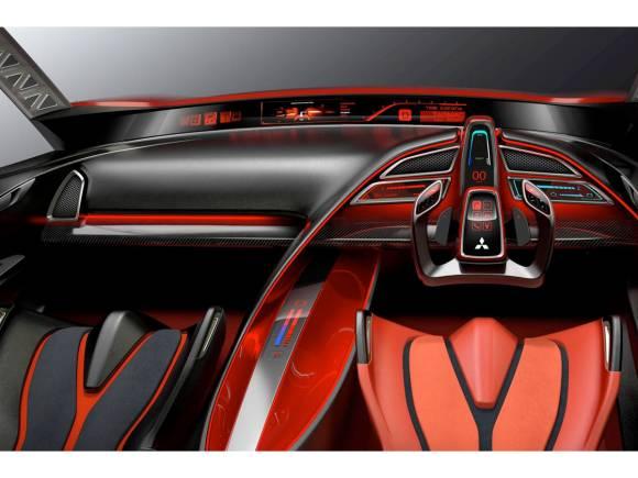 Mitsubishi XR-PHEV Concept, marcando el camino de la marca japonesa