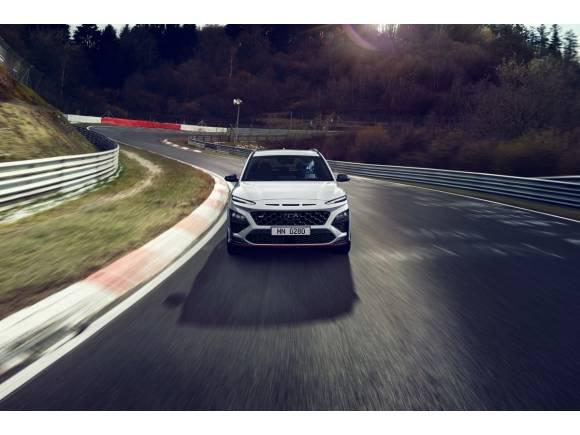 Nuevo Hyundai Kona N: el SUV coreano se desmelena