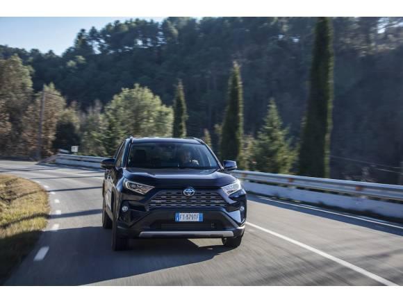 Prueba Toyota RAV4 Hybrid Advance Plus 2019