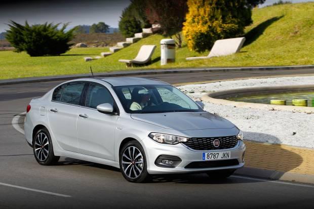 Fiat Tipo 2016: información, fotos y opiniones