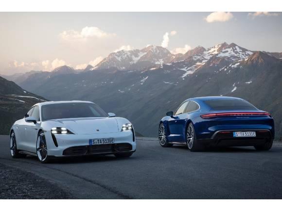 Las entregas del Porsche Taycan se retrasan