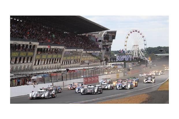 Audi vence un Le Mans para la historia