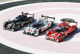 Porsche lucirá sus colores míticos en las 24 horas de Le Mans